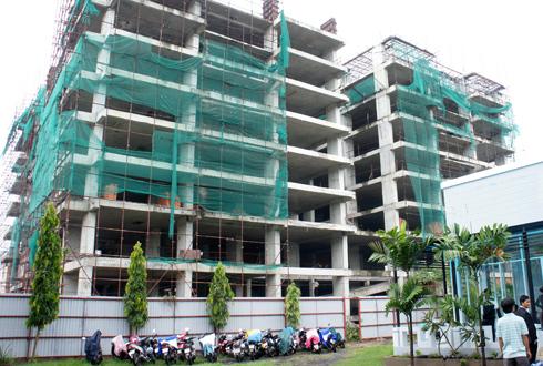 Lượng căn hộ chào bán tại TP HCM tăng đột biến