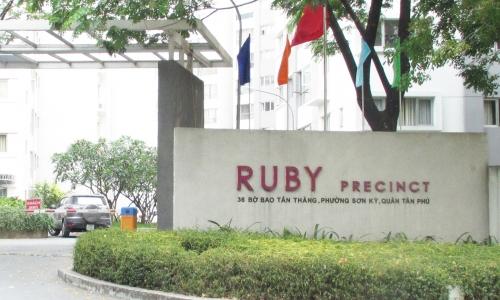 KHU CĂN HỘ RUBY PRECINCT CELADON CITY